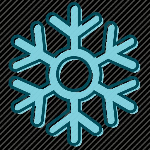 flake, flakes, snow, snowflake, snowflakes, winter icon