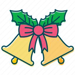 bell, bells, christmas, christmas decoration, decoration, xmas icon
