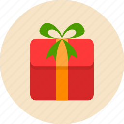 box, christmas, gift, lucky, newyear, xmas icon