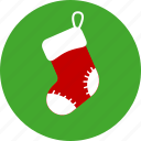 dream, newyear, sock, xmas icon