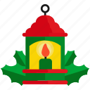 candle, fire, flame, lantern, christmas, lamp