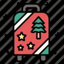 christmas, trip, holiday, winter, xmas, celebration, vacation