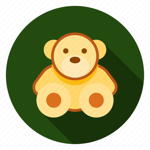 birthday, celebration, christmas, gift, holiday, santa, teddy bear icon