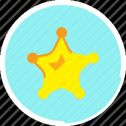 award, christmas, favorite, holiday, snowflake, star icon