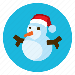 celebration, christmas, santa, snow, tree icon