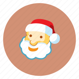 celebration, christmas, present, santa, snow, xmas icon
