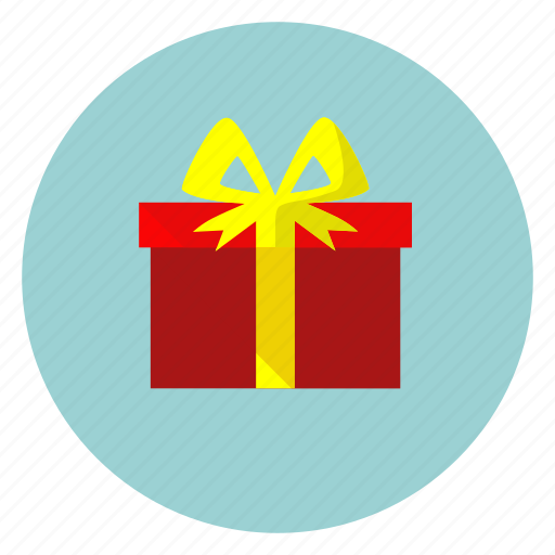 award, christmas, gift box, prize, winner icon