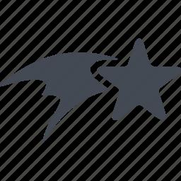 christmas, christmas star, decoration, star icon