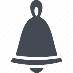 bell, christmas, christmas bell, decoration, festive decoration icon