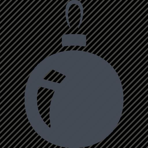 ball, christmas, christmas decorations, decoration icon
