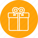 bag, box, christmas, gift, package, present, xmas icon
