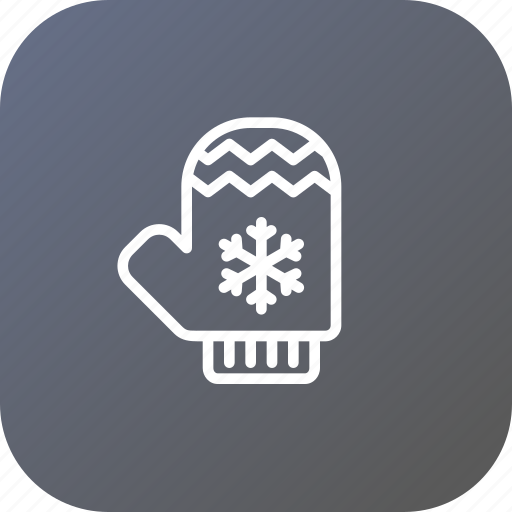 Christmas, cold, gloves, mitten, protection, winter, xmas icon - Download on Iconfinder
