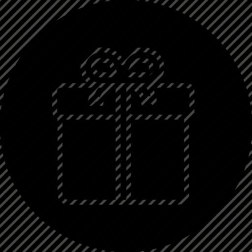 bag, box, christmas, gift, package, present, xmas icon