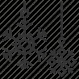 celebration, christmas, holiday, merry, snowflake, winter, xmas icon