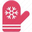 gloves, mitten, snow glove, winter gloves, winter wear icon