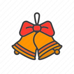 bells, christmas, jingle icon