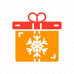 box, christmas, gift, present icon