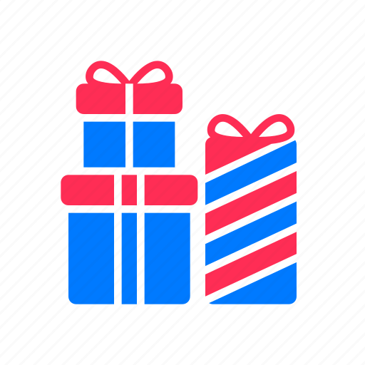 boxes, christmas, gifts, present icon