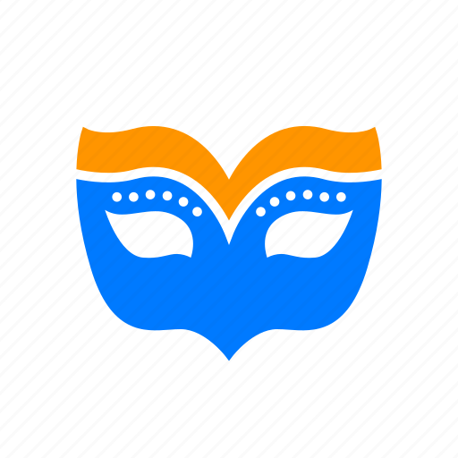ball, mask, masquerade icon