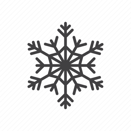 cold, snow, snowflake icon