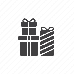 boxes, christmas, gift, present icon