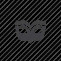 mask, masquerade icon
