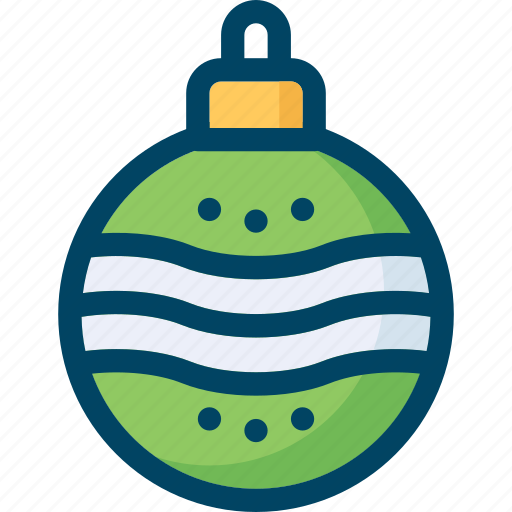 ball, christmas, decoration, globe, new year, xmas icon