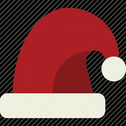 hat santa santas christmas santa hat santas hat icon iconfinder