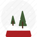 christmas, globe, holiday, snow, snow globe, snowglobe icon