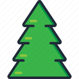 christmas, christmas tree, decoration, lights, tradition, tree, xmas icon