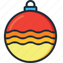 ball, christmas, decoration, ornament, tradition, tree, xmas icon