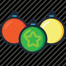 ball, christmas, decoration, ornament, tradition, tree, xmas icon