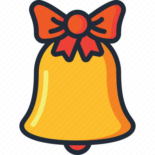 bell, christmas, decoration, holiday, ring, season, xmas icon
