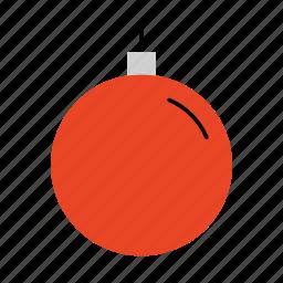 ball, christmas, christmas ball, christmas decoration, decoration icon