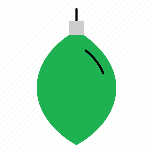 christmas, christmas cone, christmas decoration, cone, decoration icon