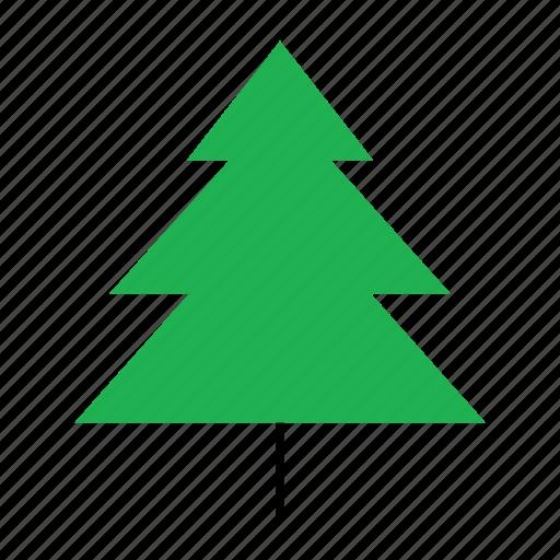 Christmas Decoration Tree Icon