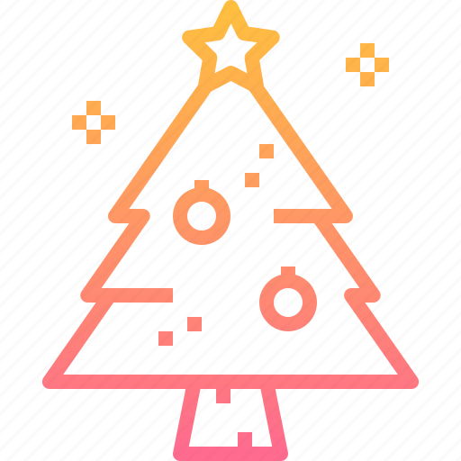 Christmas, forest, nature, ornaments, tree icon - Download on Iconfinder