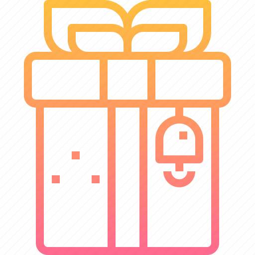 box, gift, ornaments, package, present icon