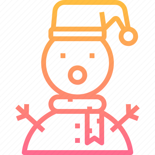 Christmas, decoration, snowman, toy, winter icon - Download on Iconfinder
