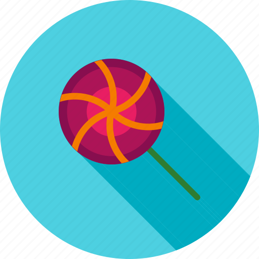 candy, confectionery, lollipop, lolly, sweet, sweets, toffee icon