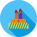 birthday, cake, celebration, christmas, party, sweet, xmas icon