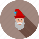 christmas, christmas hat, merry christmas, santa, santa claus, santa hat icon