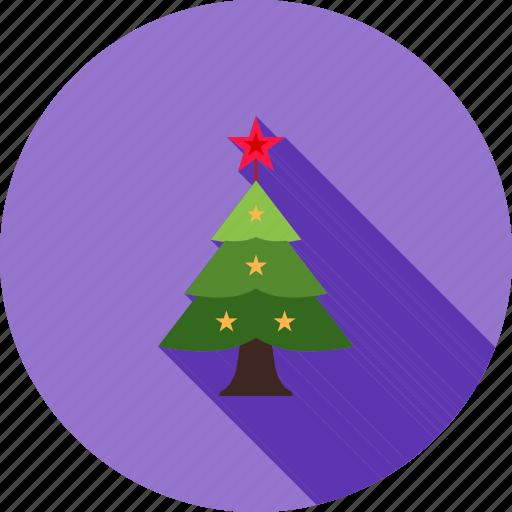 christmas, christmas tree, decorated tree, decoration, tree, xmas icon