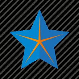 achievement, bookmark, christmas star, favorite, prize, star, winner icon