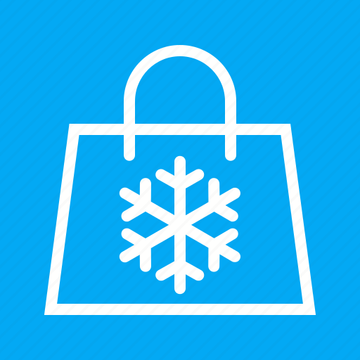 bag, buy, cart, christmas, discount, purchase, shopping icon