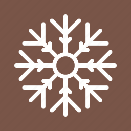 christmas, cold, frost, ice, snow, snowfall, snowflake icon