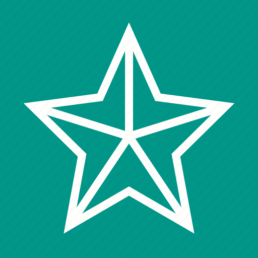 achievement, bookmark, christmas star, favorite, prize, star, winner icon