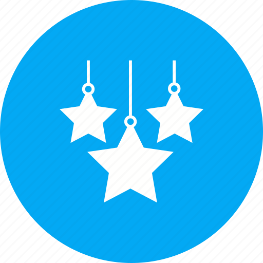 ball, celebration, christmas, decoration, gift, stars, xmas icon