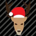 christmas, gifts, holiday, santa claus icon