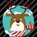 christmas, deer, xmas, doll, toy, reindeer, rudolph